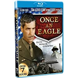 Once An Eagle starring Sam Elliott! [Blu-ray]