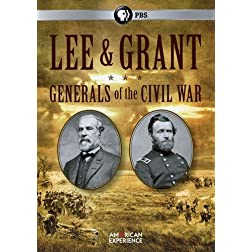 American Experience: Lee & Grant: Generals Civil