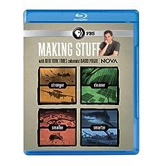 Nova: Making Stuff [Blu-ray]