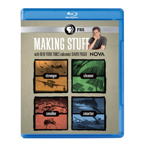 Nova: Making Stuff [Blu-ray]