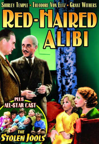 Red-Haired Alibi (1932) / Stolen Jools (1931)