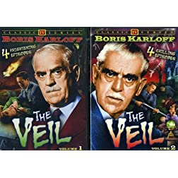 The Veil, Volume 1 & 2 (2-DVD)