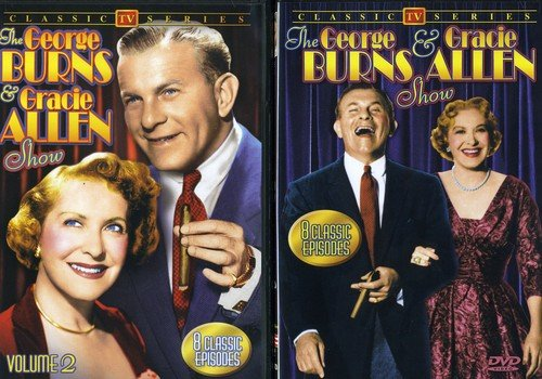 George Burns & Gracie Allen Show, Volume 1 & 2 (2-DVD)