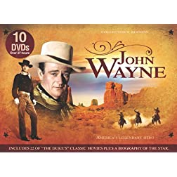 John Wayne: America's Legendary Hero