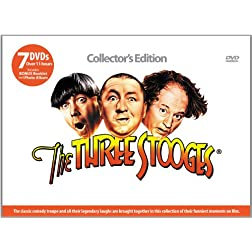 The Three Stooges: Collector's Edition