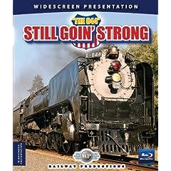 Union Pacific 844-Still Goin' Strong-Train Blu-Ray [Blu-ray]