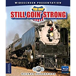 Union Pacific 844-Still Goin' Strong-Train Blu-Ray [Blu-ray]