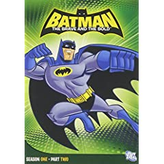 Batman: The Brave and the Bold - Season One, Part Two