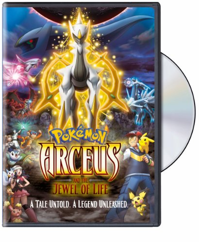 Pokemon: Arceus & The Jewel of Life