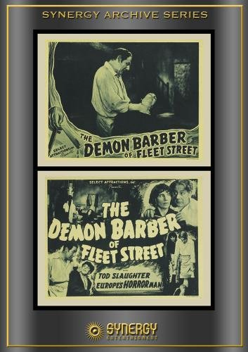 Demon Barber of Fleet Street