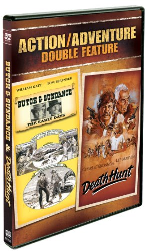Death Hunt / Butch & Sundance: The Early Days (Double Feature)
