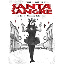 Santa Sangre [Blu-ray]