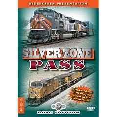 Silver Zone Pass-Train DVD