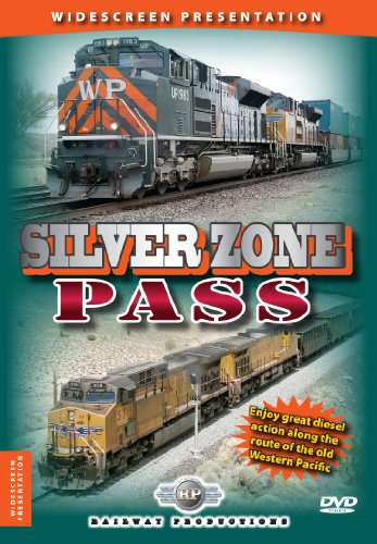 Silver Zone Pass-Train DVD