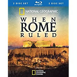 When Rome Ruled [Blu-ray]