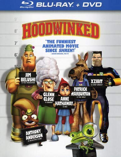 Hoodwinked Blu-ray/ DVD Combo