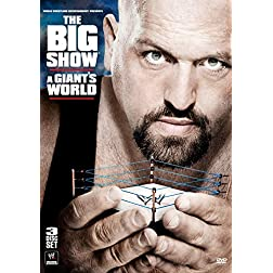 WWE The Big Show: A Giants World