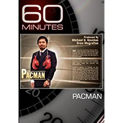 60 Minutes - Pacman  (November 7, 2010)