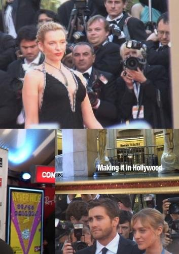 Making It In Hollywood