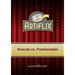 Dracula vs. Frankenstein