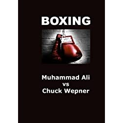Muhammad Ali vs Chuck Wepner