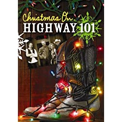 Christmas on Highway 101 (DVD/CD Combo)