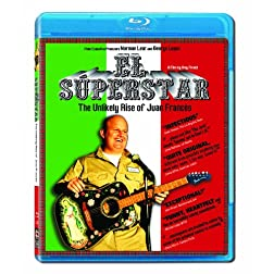 El Superstar: The Unlikely Rise of Juan Frances [Blu-ray]