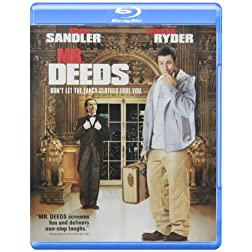 Mr. Deeds [Blu-ray]