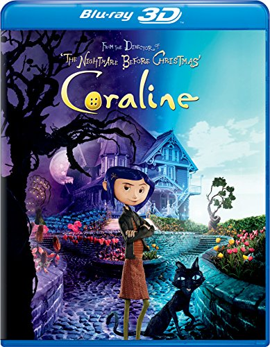 Coraline (Two-Disc Combo: Blu-ray 3D / Blu-ray / DVD / Digital Copy)