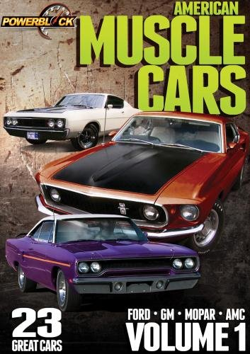American Muscle Cars Volume 1