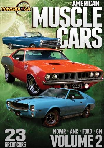 American Muscle Cars Volume 2