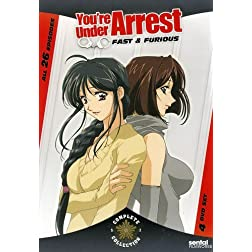 You're Under Arrest: Fast & Furious Complete Coll