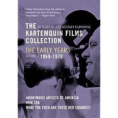 Kartemquin Films Coll: Early Years Volume 2 1969-1970
