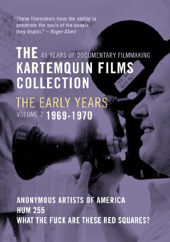 Kartemquin Films Coll: Early Years Volume 2 1969-1970