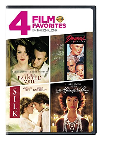 4 Film Favorites: Epic Romances