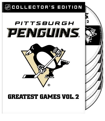 Nhl Pittsburgh Penguins Greatest Games 2
