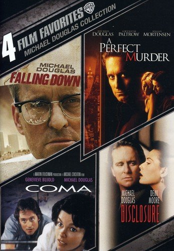 4 Film Favorites: Michael Douglas