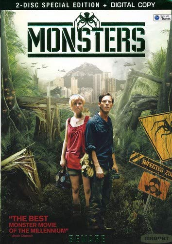 Monsters (Two-Disc Special Edition + Digital Copy)