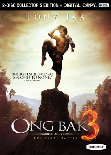 Ong Bak 3 (Two-Disc Collector's Edition DVD + Digital Copy)