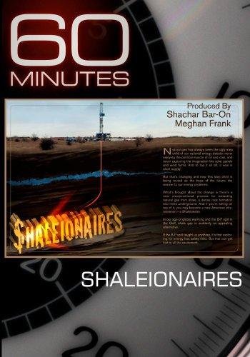 60 Minutes - Shaleionaires (November 14, 2010)