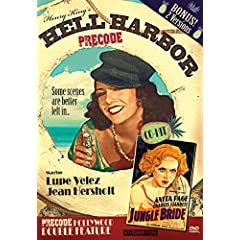 Precode Hollywood Double Feature: Hell Harbor & Jungle Bride