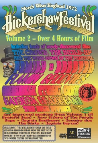 Bickershaw Festival 1972 Vol 2