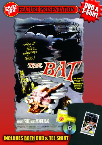 The Bat DVDTee (XL)
