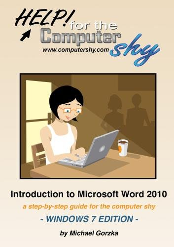 introduction to microsoft word 2010 - windows 7 edition