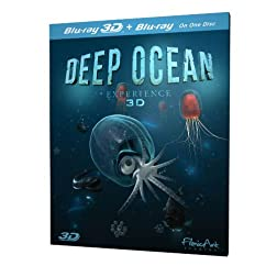 Deep Ocean Experience 3D [3D Blu-ray]
