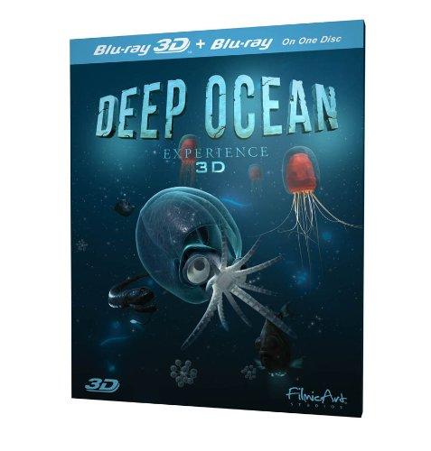 Deep Ocean Experience 3D [3D Blu-ray]