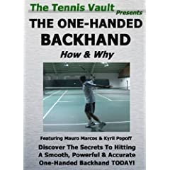 The One-Handed Backhand: How & Why