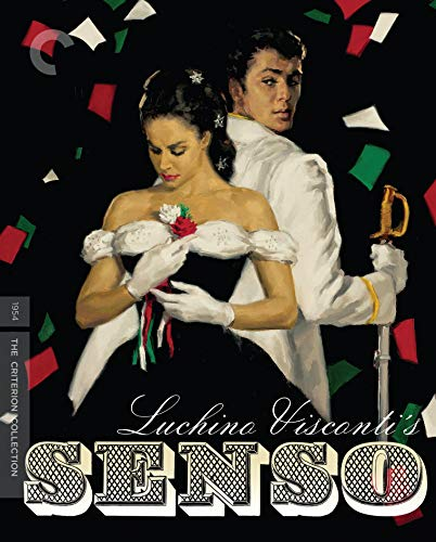 Senso: The Criterion Collection [Blu-ray]