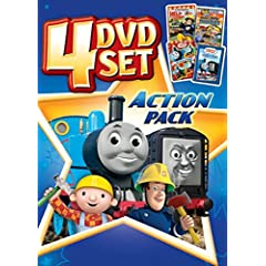 Hit Favorites: Action 4-Pack