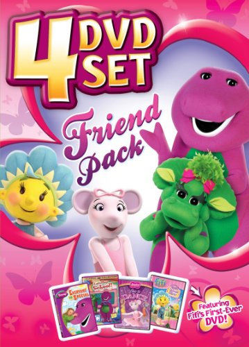 Hit Favorites: Friend 4-Pack
